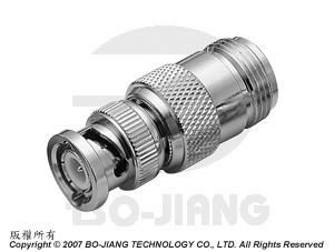 Adaptor BNC PLUG TO N JACK - Adaptor BNC Plug to N Jack