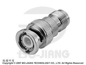 Adaptor BNC PLUG TO TNC JACK - Adaptor BNC Plug to TNC Jack