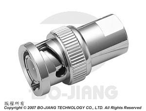 Adaptor BNC PLUG TO FME PLUG - Adaptor BNC Plug to FME Plug