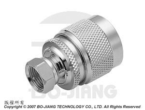 Adaptor F PLUG TO N PLUG - Adaptor F Plug to N Plug