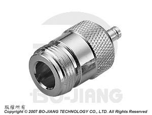 1.0/2.3 RF/Microwave Coaxial Adaptor - 1.0/2.3 - ADAPTOR