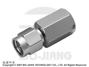 Adaptor SMA PLUG TO FME PLUG - Adaptor SMA Plug to FME Plug