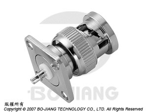 BNC Connectors, Flange type