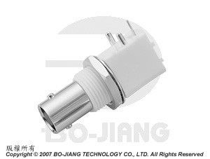 BNC RF/Mircowave  Coaxial connectors, PCB type - BNC - PCB MOUNTING TYPE