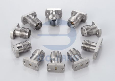 Solderless PCB Connectors - Solderless PCB Mount Connectors