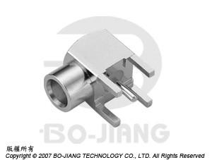MCX R/A PCB MOUNT JACK