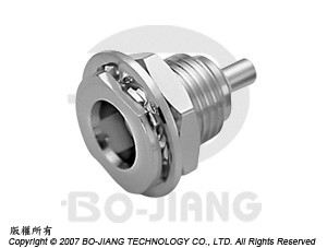 MCX Connectors, Flange type