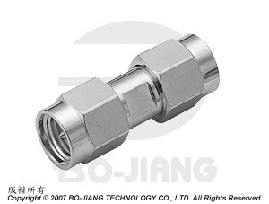 GENERAL MALE TO MALE RF/MICROWAVE COAXIAL ADAPTORS - Adaptor - Plug to Plug