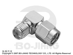 SMA R/A PLUG TO JACK ADAPTOR - SMA R/A Plug to Jack Adaptor