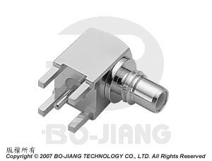 SMC R/A PCB MOUNT JACK