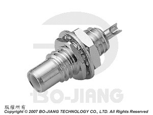 SMC Connectors, Flange type
