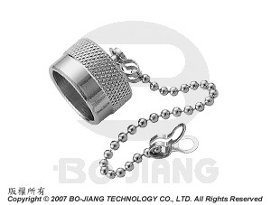 N PROTECTIVE CAP W/ CHAIN PLUG - TERMINATOR AND ACCESSORIES