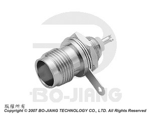 TNC FEMALE RF/MIRCOWAVE COAXIAL CONNECTOR