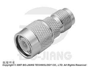 TNC FEMALE TO MALE PLUG RF/MIRCWAVE COAXIAL ADAPTOR