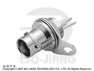 TRB Connectors, Flange type