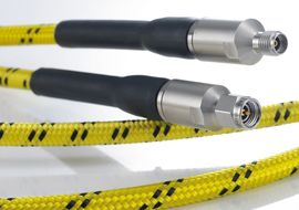 Phase and amplitude stable Match Cable Assemblies