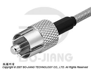 RCA CRIMP PLUG - RCA Crimp Plug