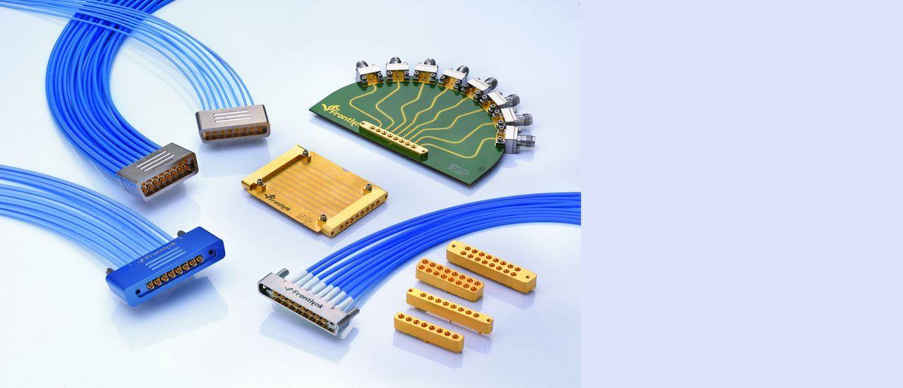 Высокоскоростной Цифровое тестирование! Probe Multi Coax до 67 ГГц