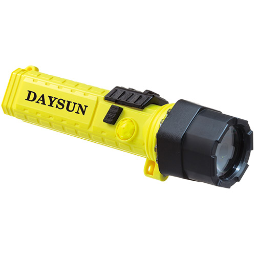 Lanterna de mergulho (para uso em águas profundas)