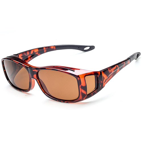 Large Polarized and Demi Fit-Overs