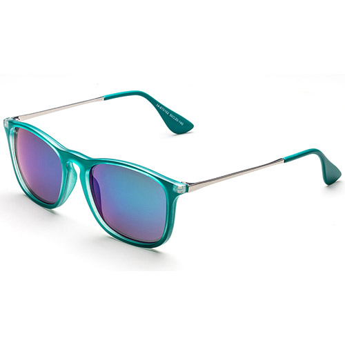 Retro Square Wayfarer Sunglasses