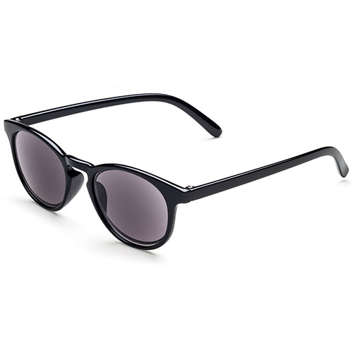 Round Wayfarer Sun Reading Glasses