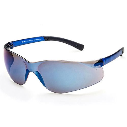 Design clássico de óculos de segurança para o usuário usar para proteger