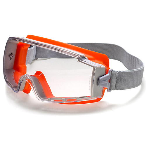 Fit over design goggle