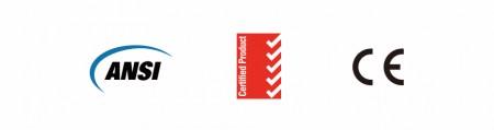 ANSI- CE- AS/NZS - 全球针对PPE产品所设立的安规标准