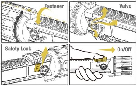 Função do produto DS-10
