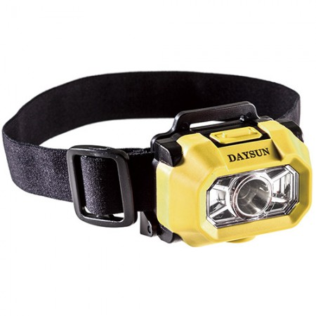 Intrinsically Safe Headlamp - Intrinsically Safe Headlamp (For use in hazardous locations)