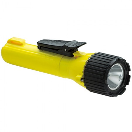 Intrinsically Safe Flashlight
