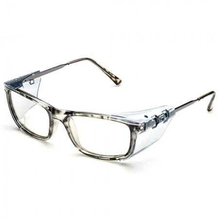 Optical Safety Eyewear - Optical eyewear with side shield
