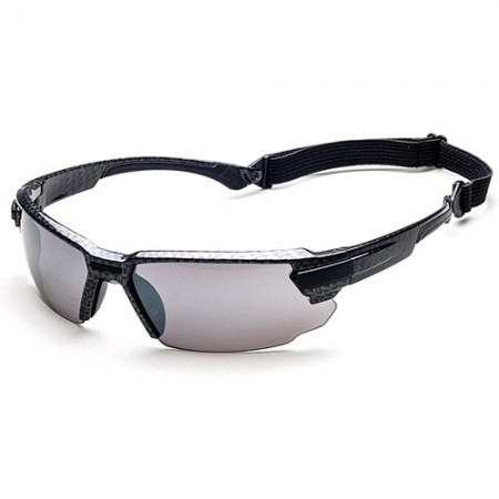 Safety Glasses - Safety glasses with changeable lenses with accessory cord
