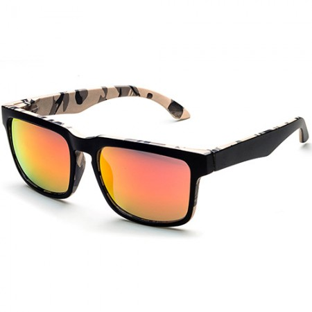 Camouflage Wayfarer Fashion Sunglasses