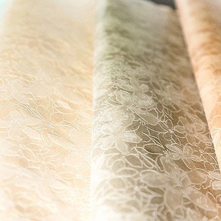 Fancy and Crafts Paper - Embossed Paper for Packaging, Arts and Crafts