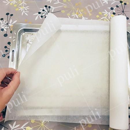 Carta da forno - Produttore di carta da forno
