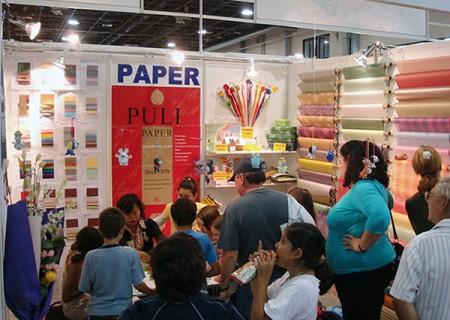 Puli Paper на выставке