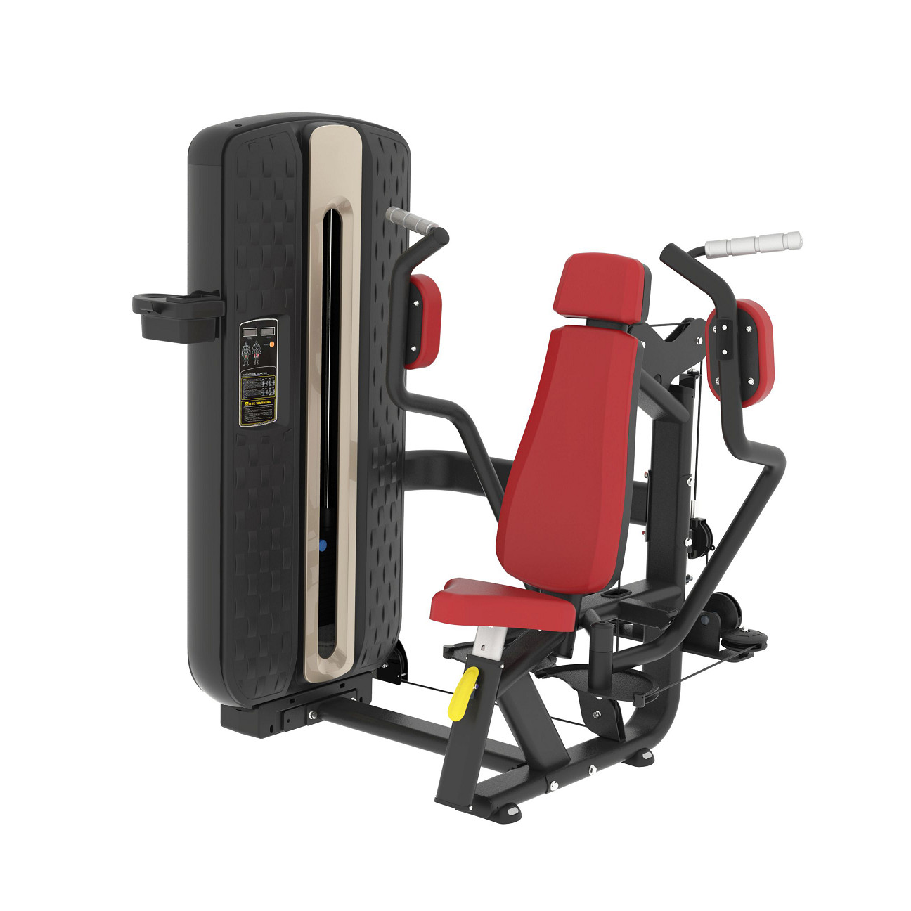 Commercial Strength Equipment-Pec Fly