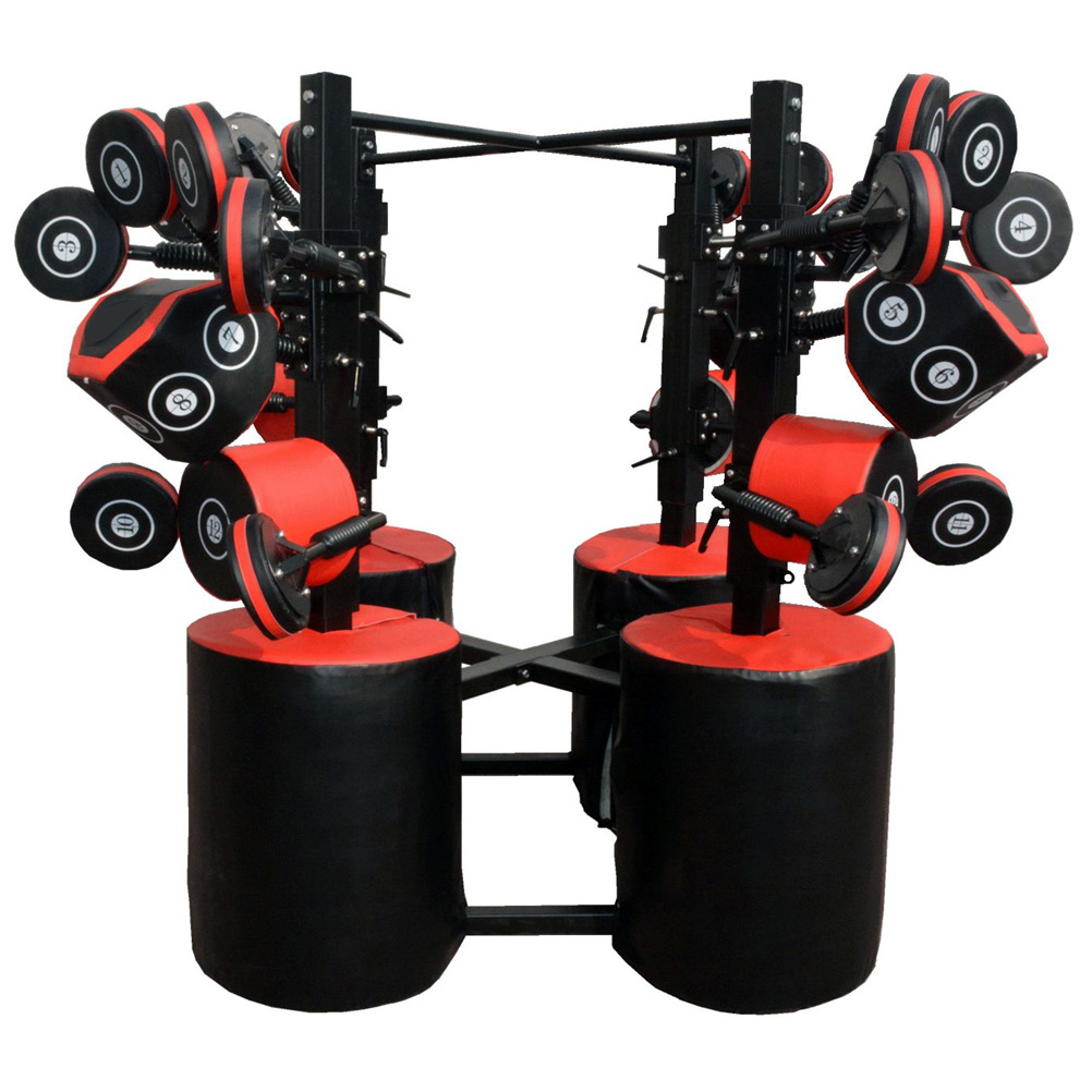 Commercial Adjustable Boxing Stand