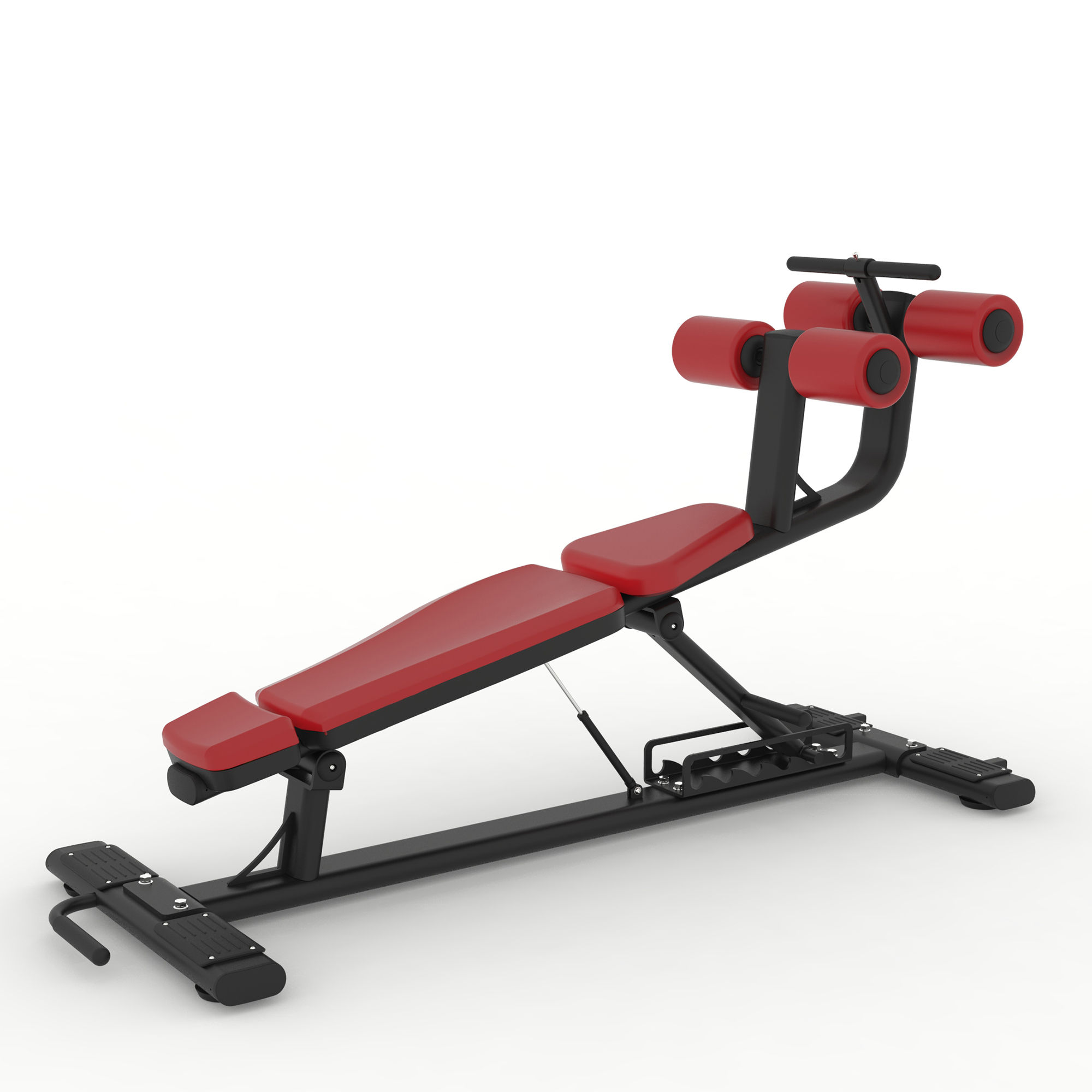 Adjustable Abdominal Decline Bench