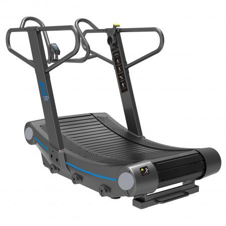 Curve Treadmill-Digital Display