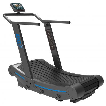 Curve Treadmill-LCD Screen
