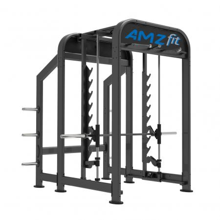 3D Smith Machine Rack