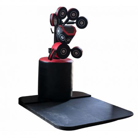 Single Station Adjustable Boxing Stand