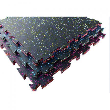 Laminated Interlocking Tiles