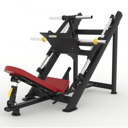 Incline Squat Machine (45 degree)