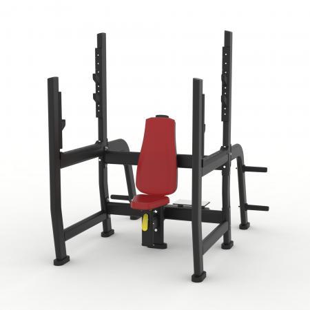 Vertical Bench