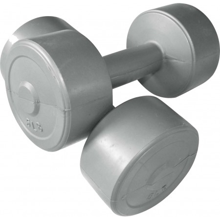 Round head dumbbell