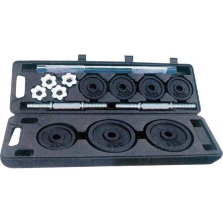 Black Barbell Set(30KG)
